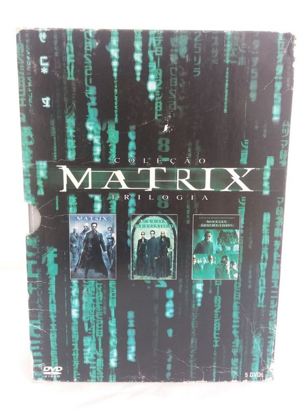 Box Matrix - Trilogia completa