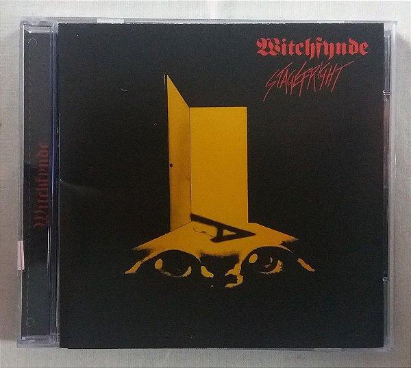 CD Witchfynde - Stagefright