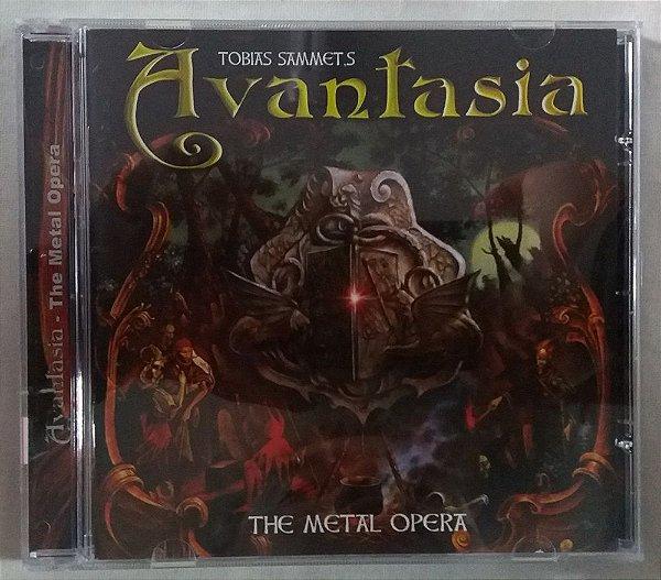 CD Avantasia - The Metal Opera
