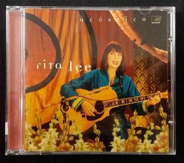 CD Rita Lee - Acústico MTV