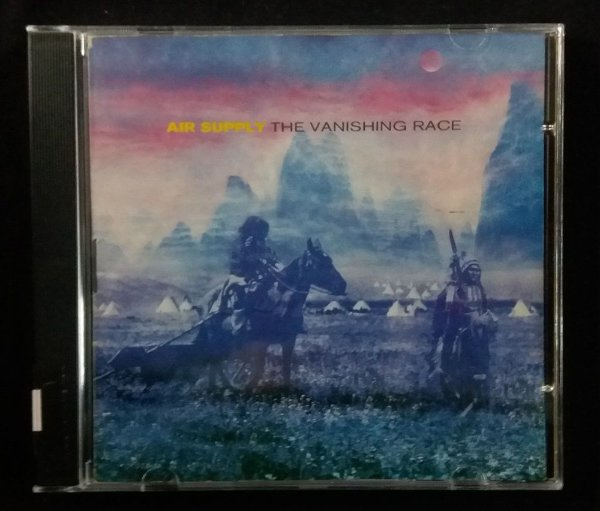 CD Air Supply - The Vanishing Race