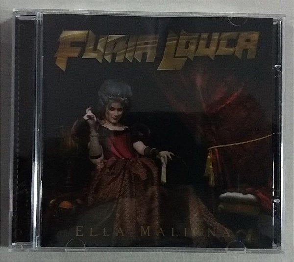 CD Furia Louca - Ella Maligna