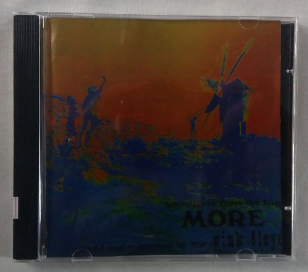 CD Pink Floyd - More