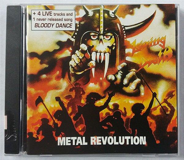 CD Living Death - Metal Revolution