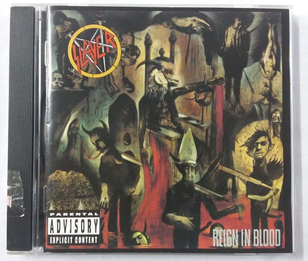 CD Slayer - Reign in Blood