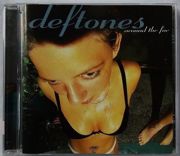 CD Deftones - Around the Fur