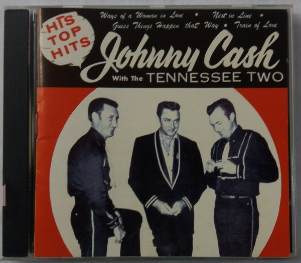 CD Johnny Cash - With the Tennessee Two