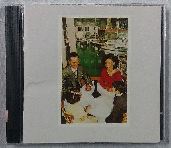 CD Led Zeppelin - Presence
