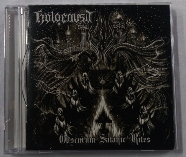 CD Holocaust - Obscurum Satanic Rites
