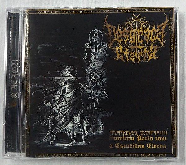 CD Desgraça Eterna - Sombrio Pacto com a Escuridão