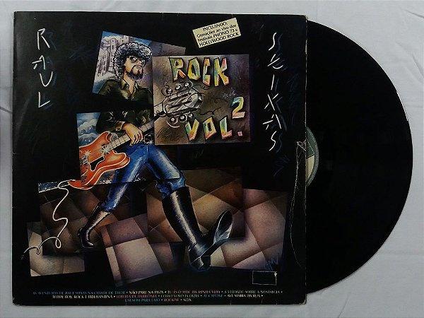 Disco de Vinil Raul Seixas - Rock Volume 2