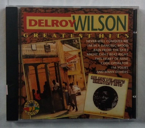 CD Delroy Wilson - Greatest Hits