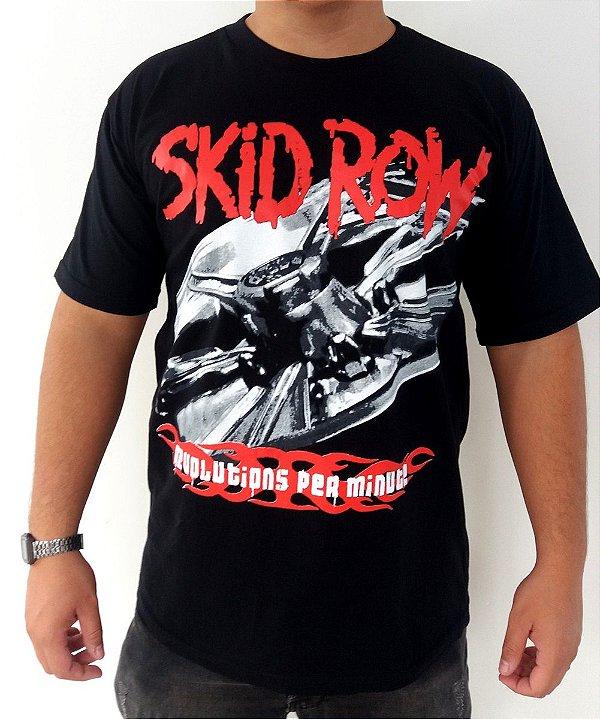 Camiseta Skid Row - Revolutions per minute