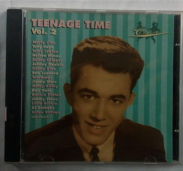 CD Teenage Time Vol. 2 - Vários Artistas