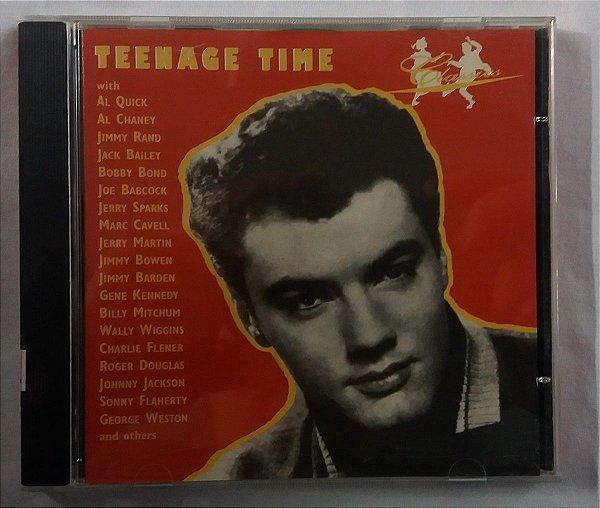 CD Vários Artistas - Teenage Time
