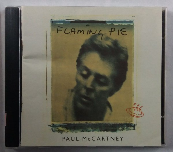 CD Paul McCartney - Flaming Pie