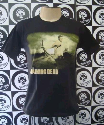 Camiseta The Walking Dead - Daryl