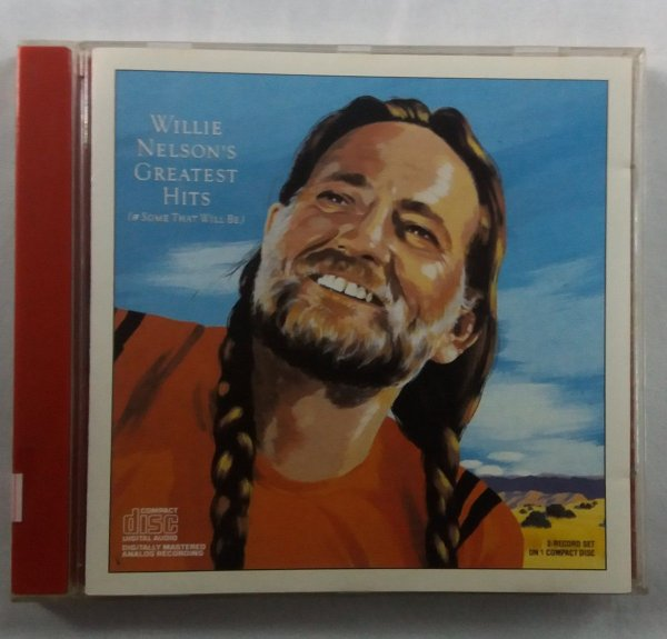 CD Willie Nelson - Willie Nelson's Greatest Hits
