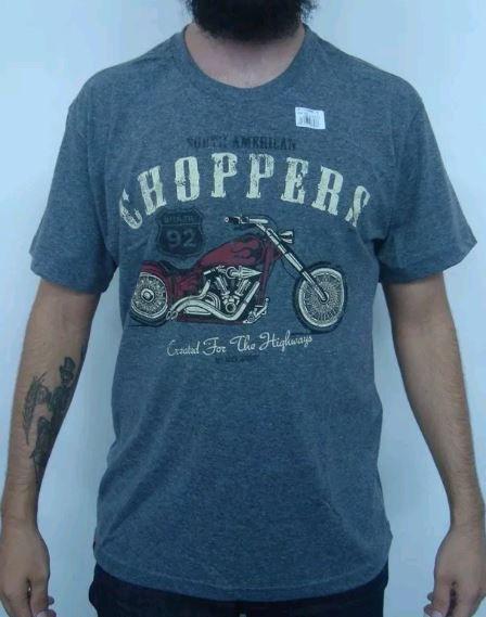 Camiseta Motociclismo - Choppers