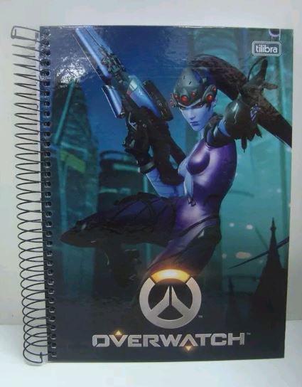 Caderno escolar - Overwatch #2