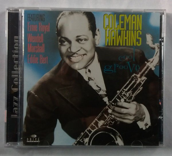 CD Coleman Hawkins - Cool groove