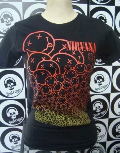 Baby look - Nirvana