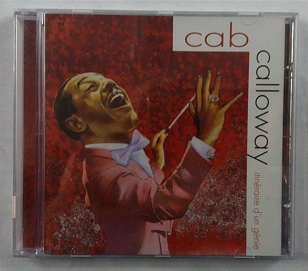 CD Cab Calloway - Itinéraire D'un Génie