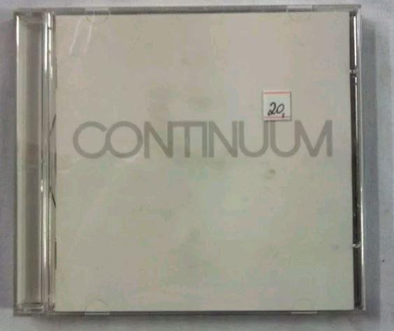 CD John Mayer - Continuum