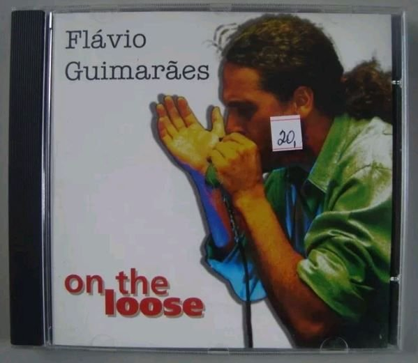 CD Flávio Guimarães - On the Loose