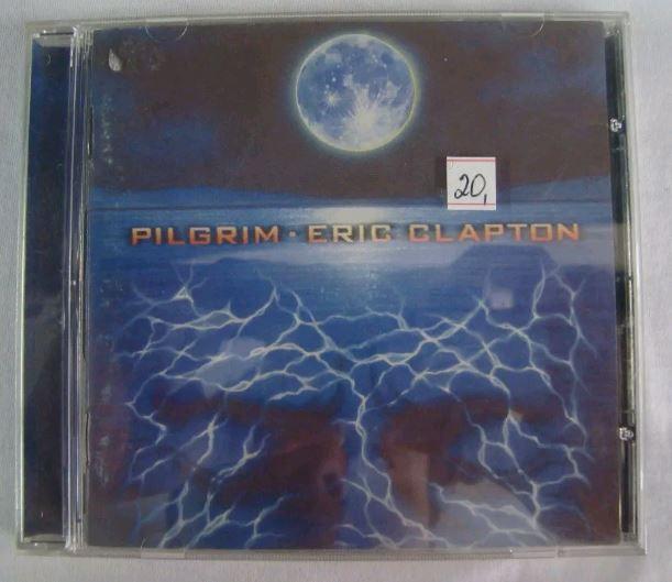 CD Eric Clapton - Pilgrim