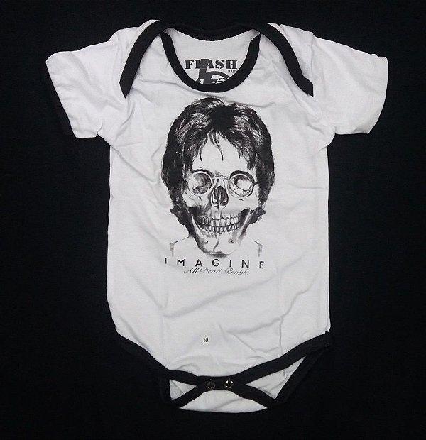Body para bebês - John Lennon - Imagine