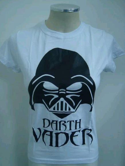 Baby look - Star Wars - Darth Vader