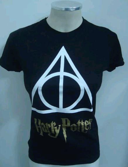 Baby look - Harry Potter - Relíquias da Morte