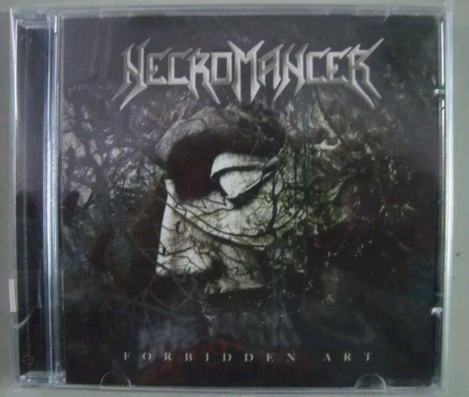 CD Necromancer - Forbidden Art
