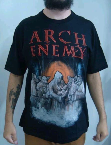 Camiseta Arch Enemy - War Eternal