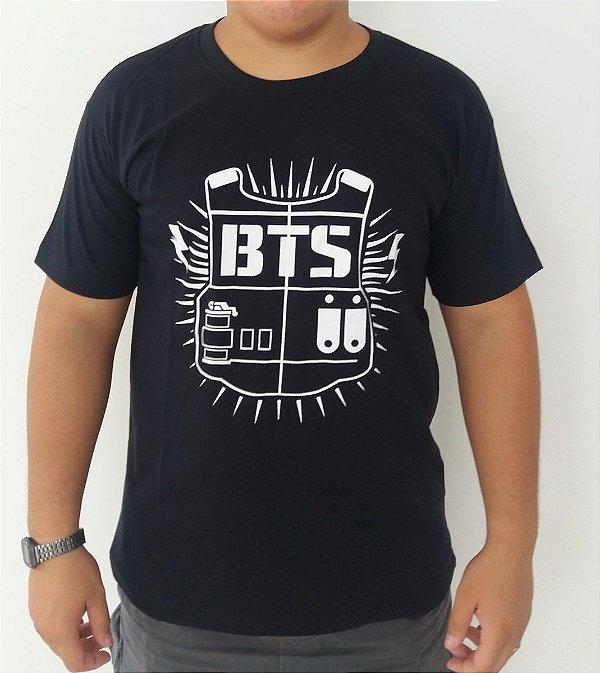 Camiseta - BTS