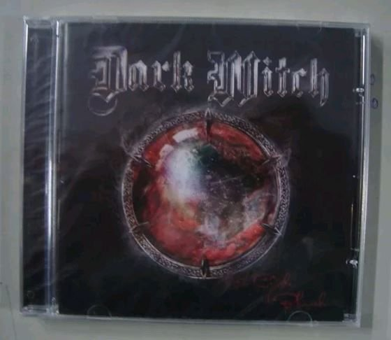 CD Dark Witch - The circle of Blood