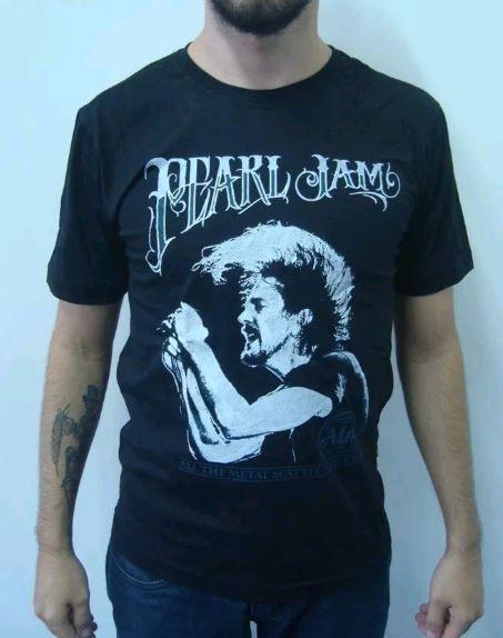 Camiseta Pearl Jam - Eddie Vedder