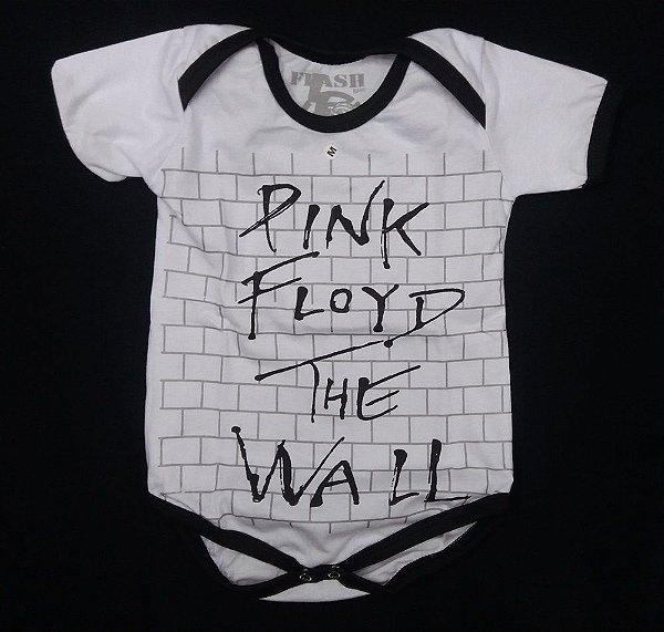 Body para bebês - Pink Floyd - The Wall Branco