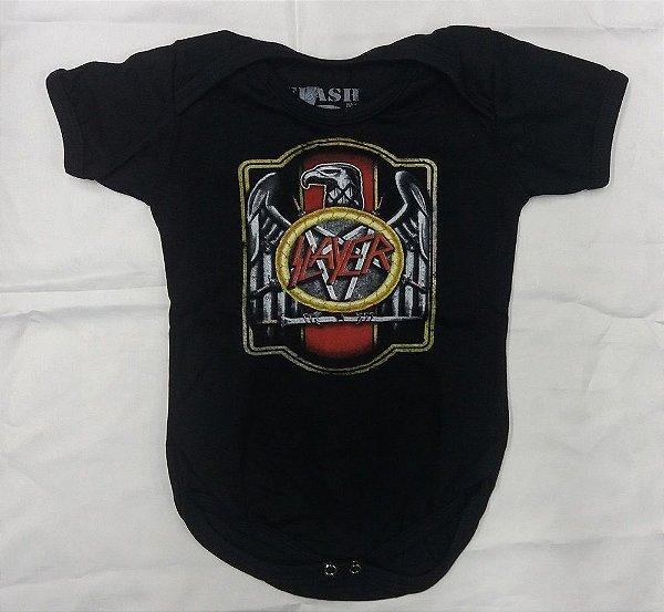 Body para bebês - Slayer