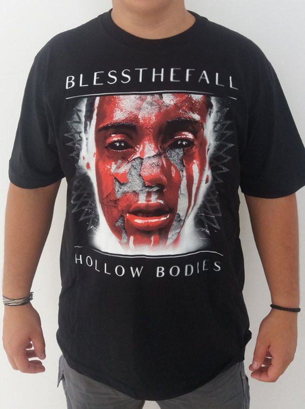 Camiseta Blessthefall - Hollow Bodies