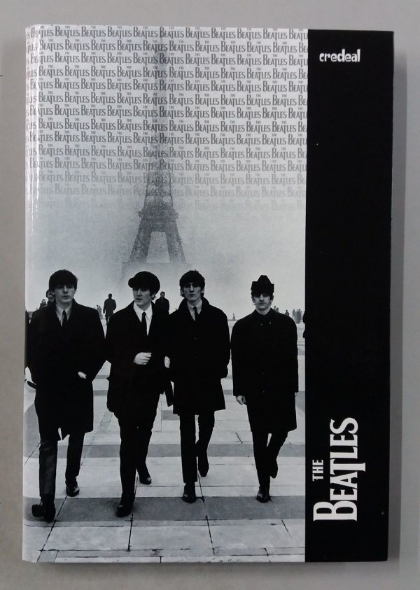 Mini Caderno 96 folhas The Beatles