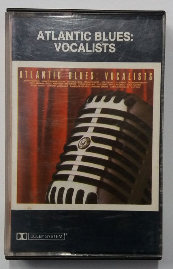 Fita Cassete Atlantic Blues: Vocalists