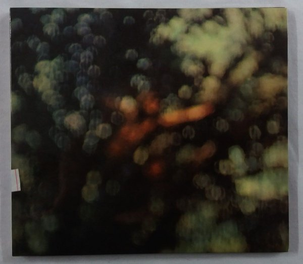 CD Pink Floyd - Obscured by clouds