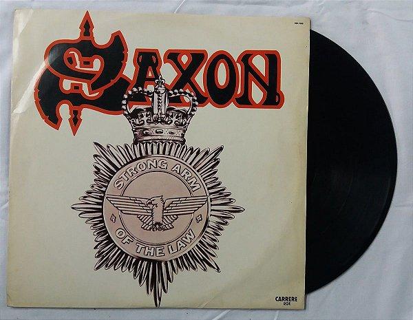 Disco de Vinil - Saxon - Strong Arm Of the Law