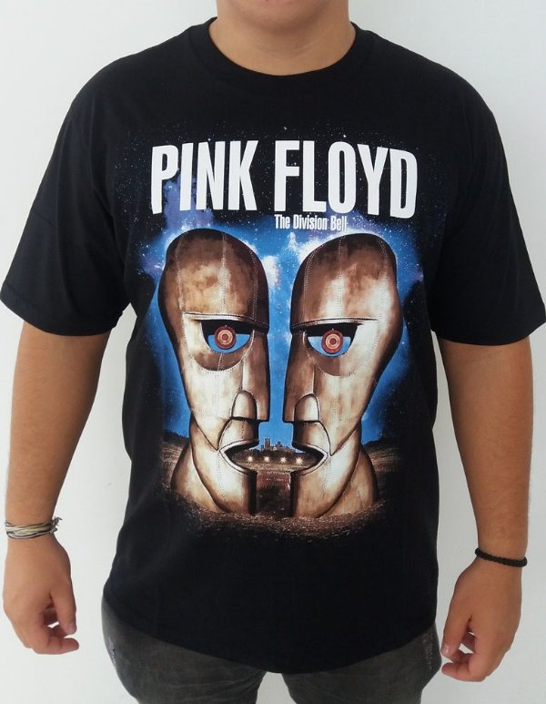 Camiseta Pink Floyd - The Division Bell