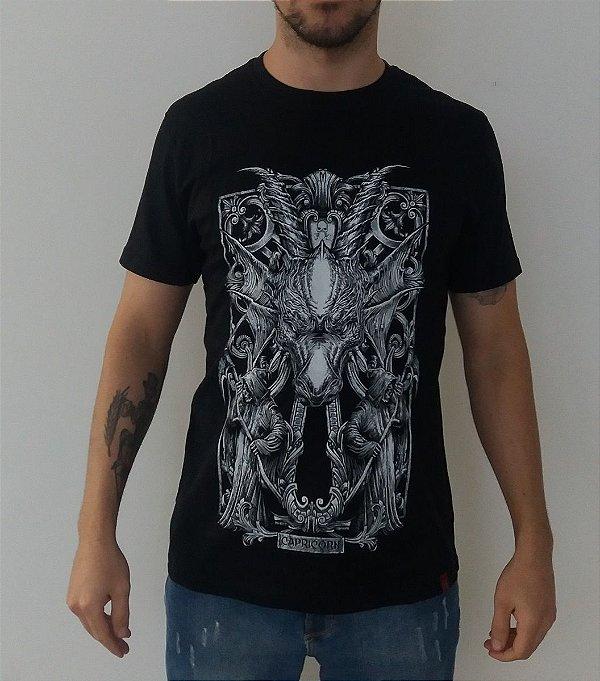 Camiseta Signos - Capricorn - Capricórnio
