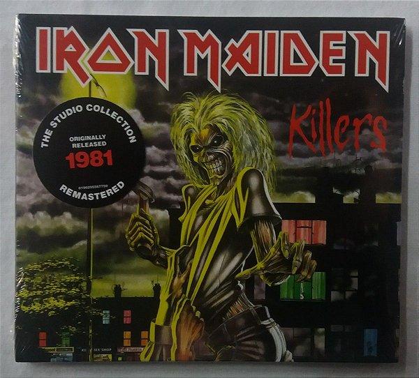 CD Iron Maiden - Killers