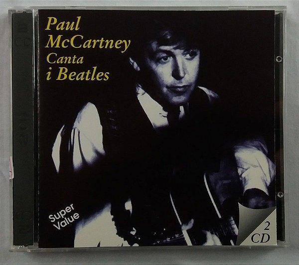 CD Paul McCartney canta i Beatles