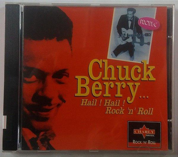 CD Chuck Berry - Hail ! Hail ! Rock and Roll